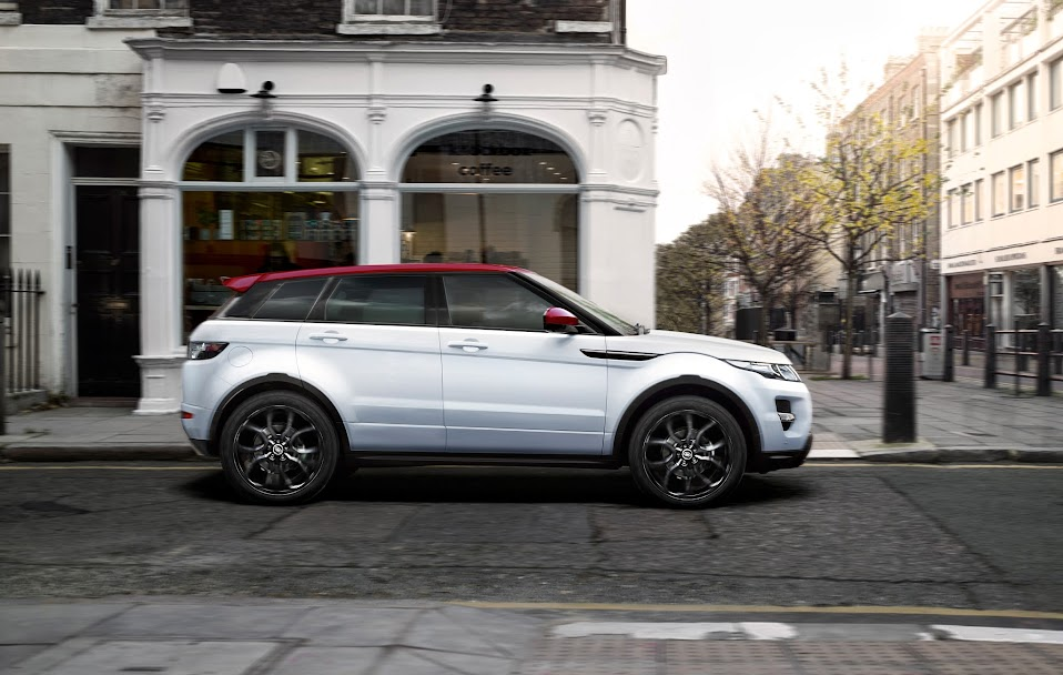 The Range Rover Evoque Nw8 Inspired By Britain Special