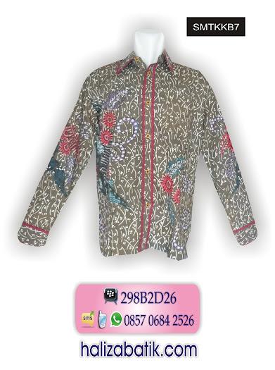 grosir batik pekalongan, Busana Batik, Batik Busana Muslim, Model Busana Batik