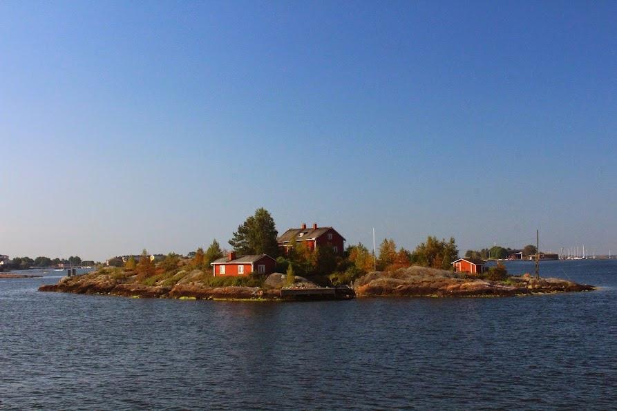 Suomenlinna ferry helsinki