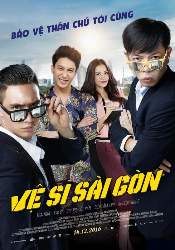 Vệ Sĩ Sài Gòn – Bản Đẹp Trọn Bộ Full HD (2016)