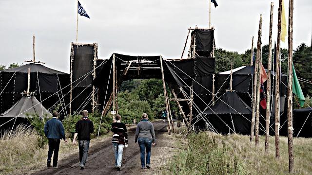 Lagertor VCP Bundeslager