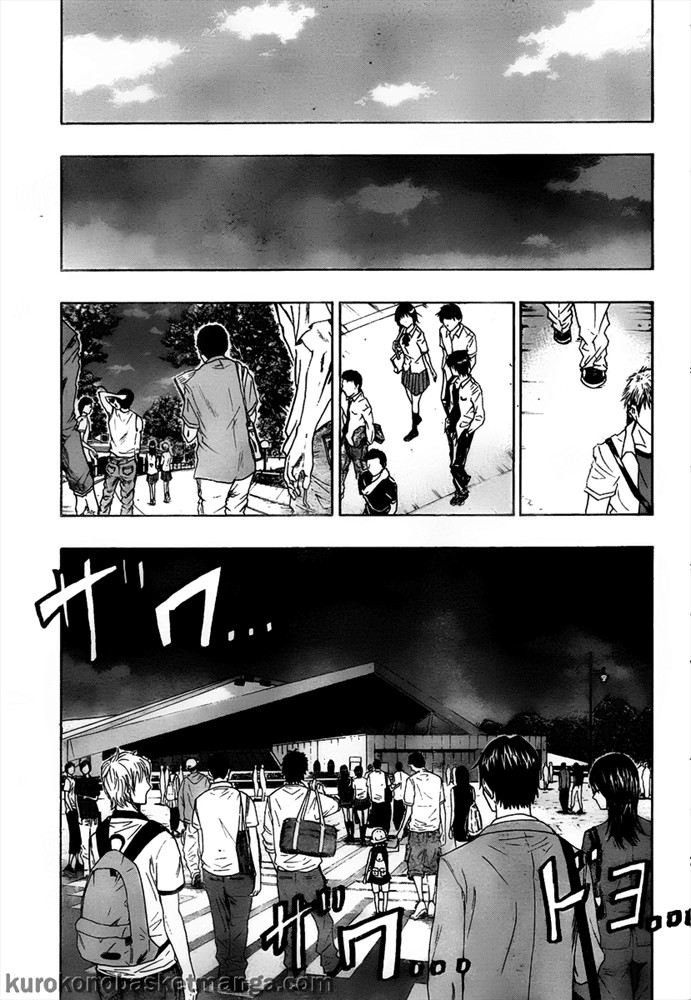 Kuroko no Basket Manga Chapter 42 - Image 09