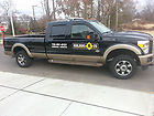 2012 Ford F250 King Ranch Crew Cab 8' bed 4x4 Flex Fuel