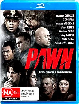 Filme Poster  Pawn BRRip XviD & RMVB Legendado