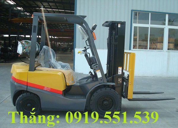 Gasoline LPG Forklift