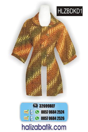 grosir batik pekalongan, Seragam Batik, Blus Batik, Blus Batik Modern