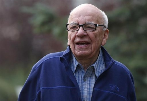 Rupert Murdoch quits boards of British papers