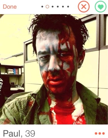 zombie dating blogg
