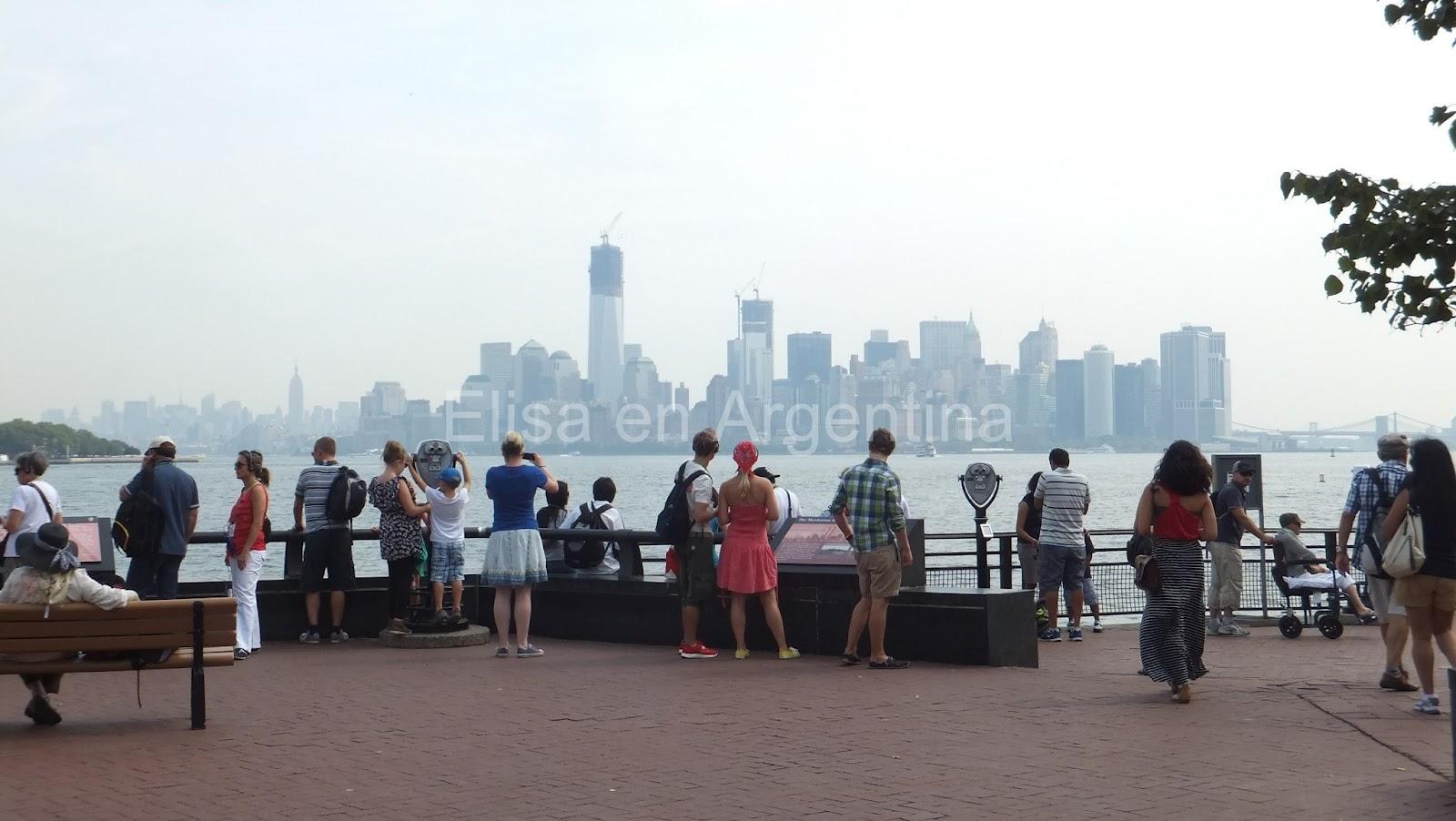 Estatua de la Libertad, Lady Liberty, Liberty Island, New York, Elisa N, Blog de Viajes, Lifestyle, Travel