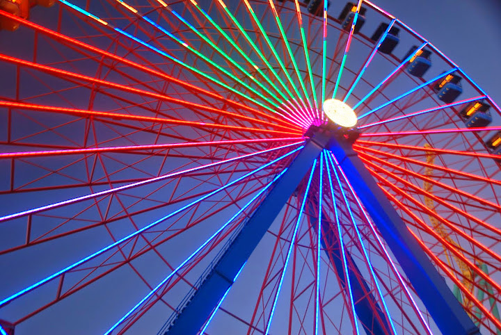 Giant Ferris Wheel at Cedar Point. From The Complete Guide to Visiting Cedar Point