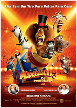 Filme Madagascar 3: Os Procurados Online