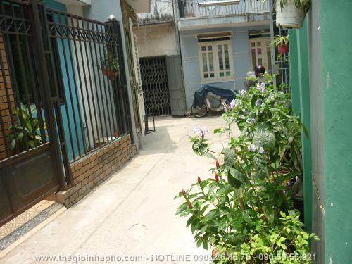 Bán nhà Thích Quảng Đức , Quận Phú Nhuận giá 1, 75 tỷ - NT83