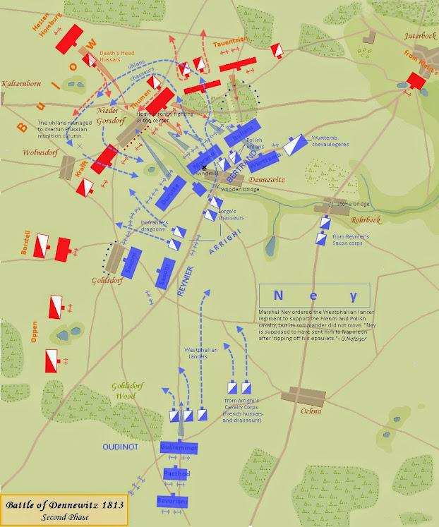 Сражение при Денневице в 1813 году