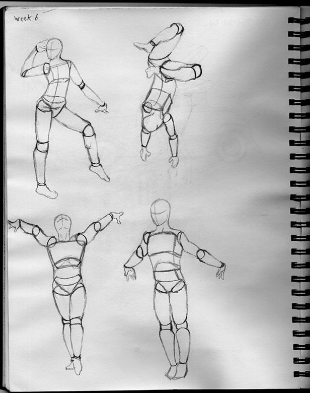 Gestures - Dance