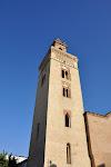 Séville: église Santa Marina