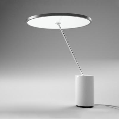sisifo lamp scott wilson 2b Lampu Meja Modernis Dan Minimalis Yang Memantulkan Dan Menyebarkan Cahaya