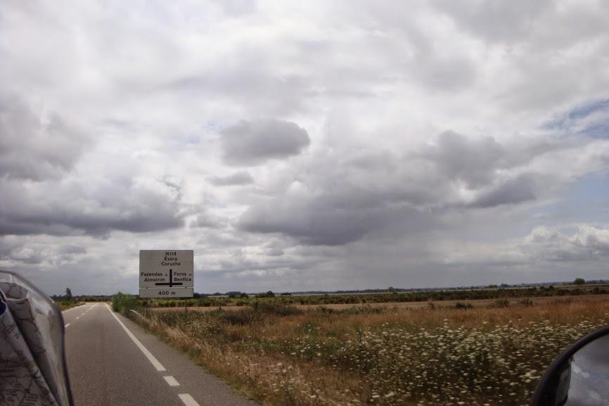 De Alcobaça ao ALLgarve são 590 Kms... DSC07434