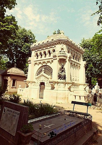 cavou cimitir bellu
