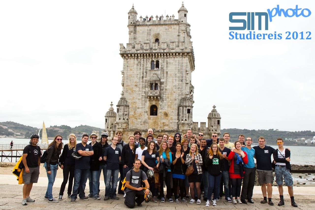 Studiereis 2012 Lissabon - Copyright Harry Bosman