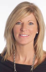Image of Therese Procter who is HR Director for Tesco.com