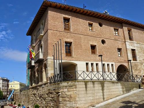 Albergue municipal de peregrinos, Navarrete, La Rioja