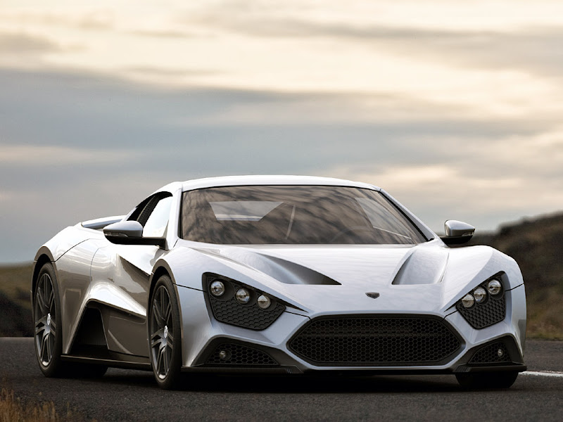 Fastest Car in The World 2009 07 Zenvo St1 2009 Fastest Cars