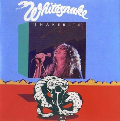 Whitesnake ~ 1978 ~ Snakebite