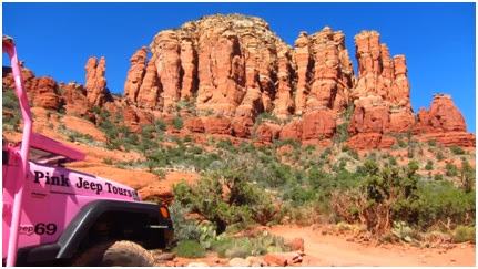 pink jeep tour free travel
