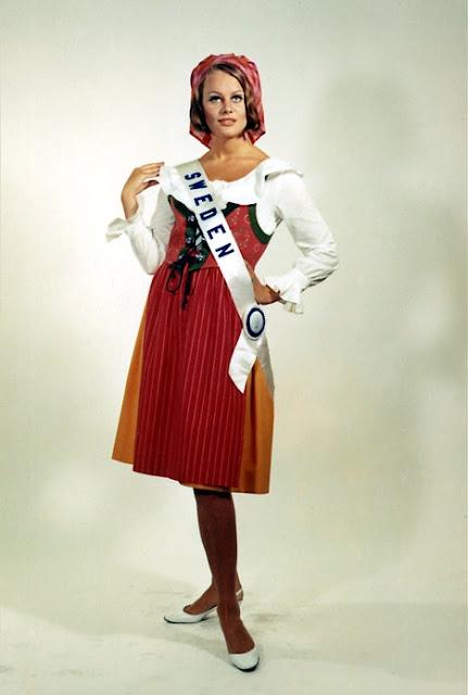1966 — Маргарета Арвидссон (Швеция)