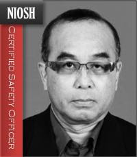 NIOSH Certified Health & Safety Officer - Mr. Cheng Tong Meng