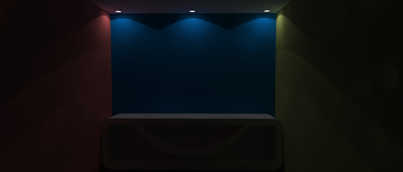 สร้างแสงไฟด้วย IES Light ตอนที่ 1 [ปรับปรุงเนื้อหา ภาพประกอบ และลิงก์ดาวน์โหลด] Ieslight05