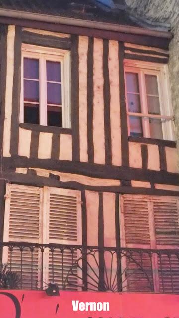 Casa de Vernon, Francia, Elisa N, Blog de Viajes Argentina
