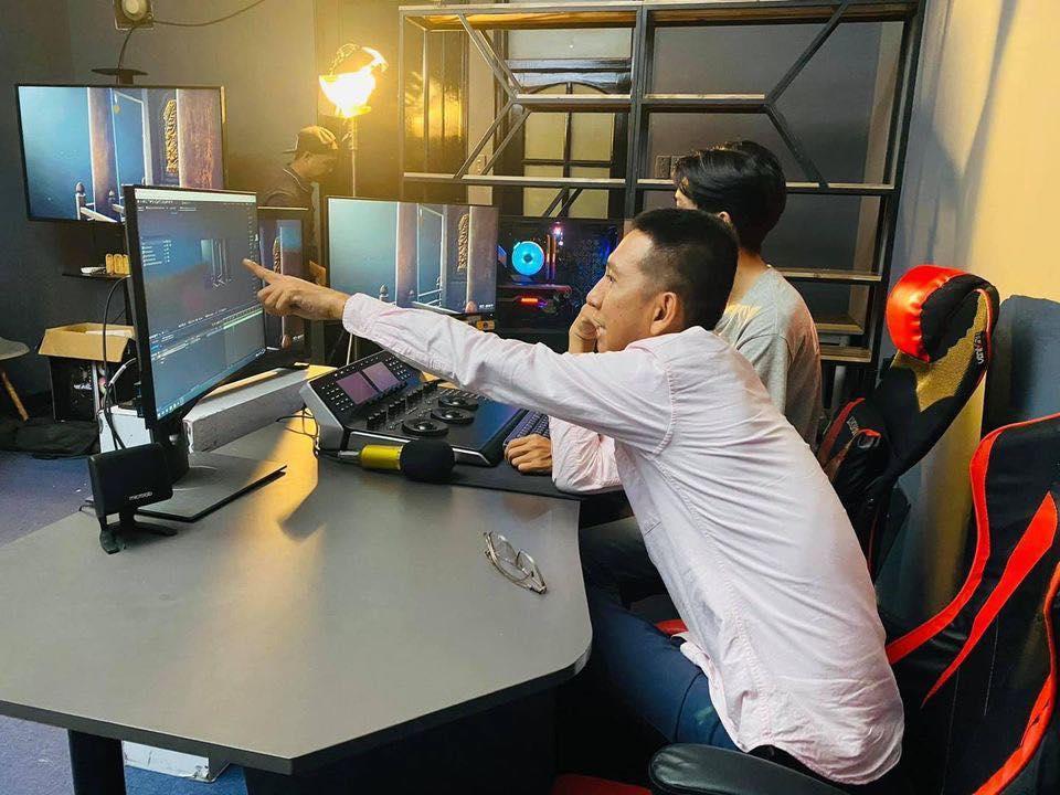 Ngành quay phim tại SaigonACT có gì HOT ?