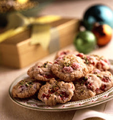 1001 Cranberry Nut Cookies