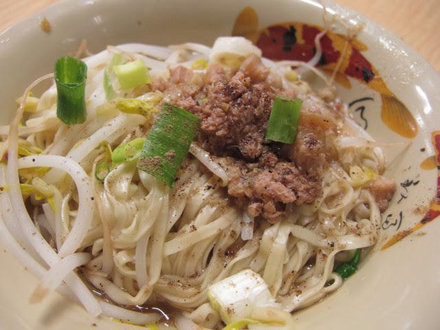 南投意麵-乾 (小) NT 25元-世紀小吃店