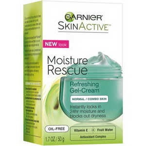 Kem dưỡng ẩm Garnier Moisture Rescue Refreshing Gel-Cream hàng Mỹ xách tay