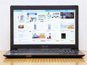 Laptop Asus X553MA laptop mới ra mắt của ASUS