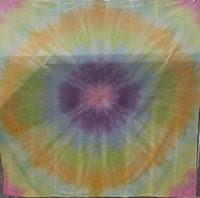 Mandala Play Cloth - 100% cotton 33 X 35
