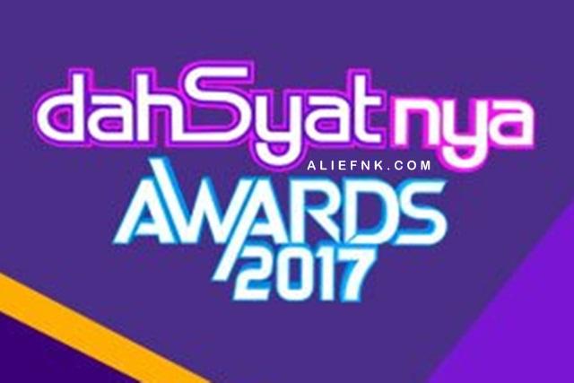dahSyat-nya Awards 2017 RCTI | dahSyat Awards 2016 RCTI [image by @dahSyatMusik]