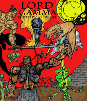 Lord Gamma - The Dark Apprentice