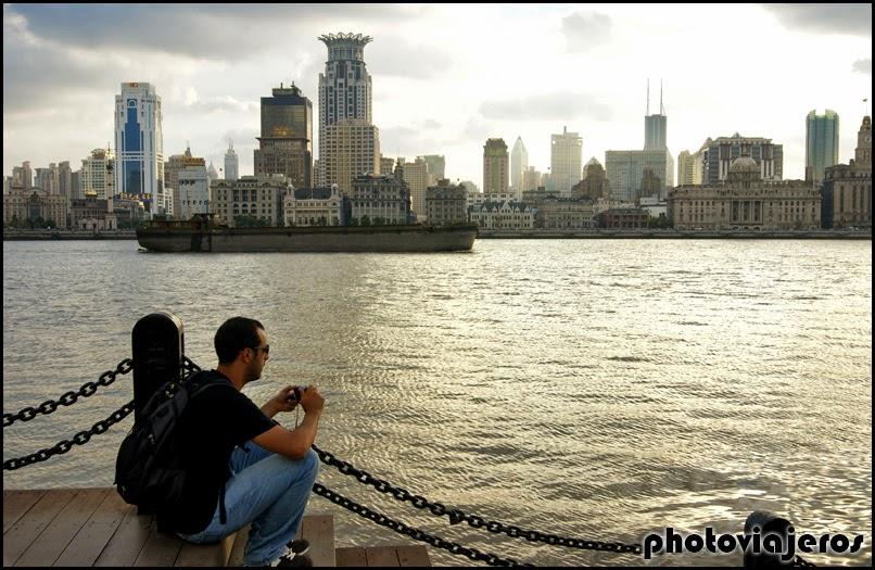 Bund de Shanghai
