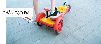 Xe trượt scooter đạp chân Wing A 17