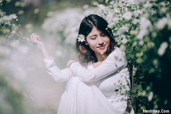 thơ ca ngợi con gái Hải Dương
