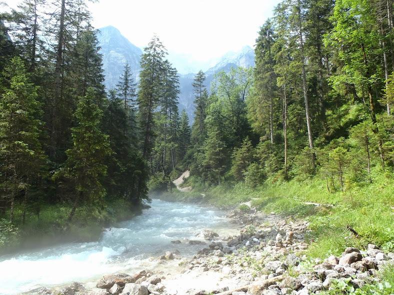 Reintal Route, Zugspitze