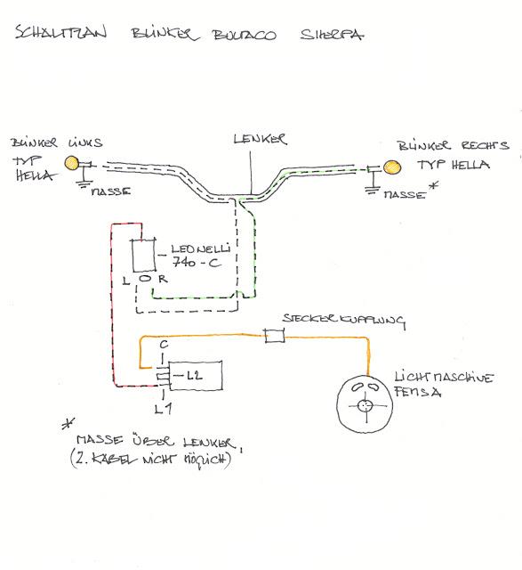 bultaco wiring diagram wiring diagram ops Bultaco Alpina Wiring-Diagram