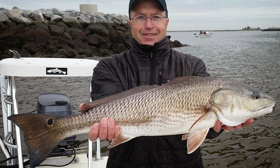 Bull red fly fishing golden isles