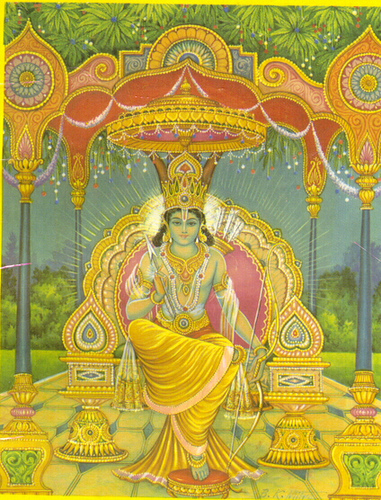 Lord Rama, The Most Superior