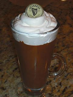 Meringue Swirl Coffee Cake