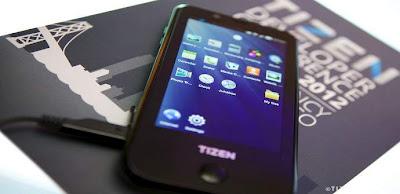 El primer smartphone basado en Tizen llegará este año