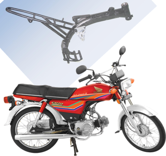 Types of Motorcycle Frames (on Indian Bikes) | Bike Chronicles of India